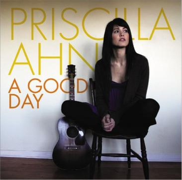 Priscilla Ahn -《A Good Day(日版)》