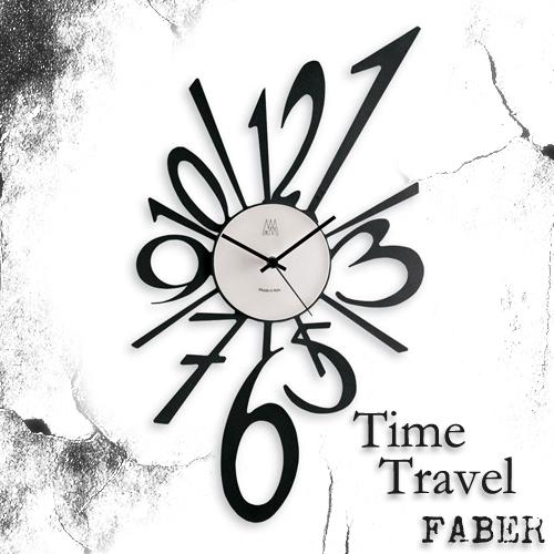 《Time Travel》封面