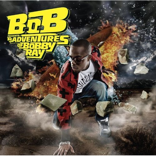 《The Adventures Of Bobby Ray》封面