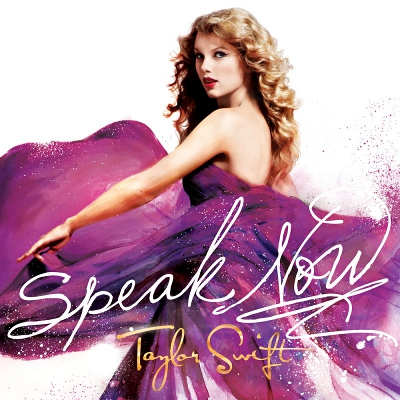 Taylor Swift -《Speak Now》