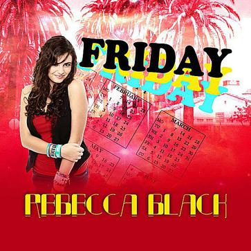Rebecca Black -《Friday》