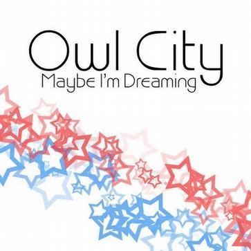Owl City的第一张专辑封面,相信很多人都见过