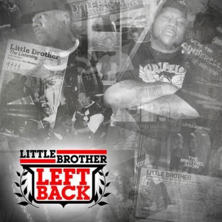 《Left Back》封面
