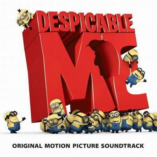 《Despicable Me》封面