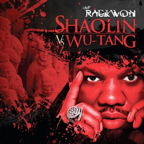 《Shaolin vs. Wu-Tang》封面